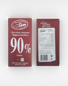 CHOCOLATE 90%
